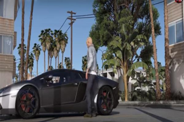 تحميل لعبة GTA 5 للكمبيوتر لعبة جراند 5 كاملةجراند 5 مود الحياة الواقعية