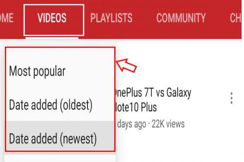 تحديث اليوتيوب الجديد 2019 YouTube Update مع شرح أبرز مزايا تحديث يوتيوب أولا بأول