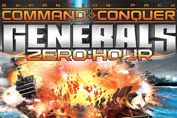 تحميل لعبة جنرال Generals للكمبيوتر الاصلية كاملة للكمبيوتر