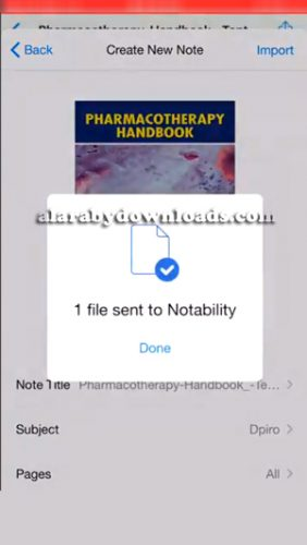 برنامج notability مجانا