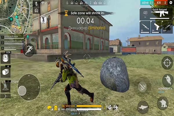 تحميل لعبة فري فاير أرض الشتاء للأندرويد والكمبيوتر لعبة القتال والمغامرات 2020 Garena Free Fire