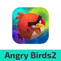 تحميل لعبة انجري بيرد للايفونAngry Birds 2 لعبة الطيور الغاضبة الأصلية