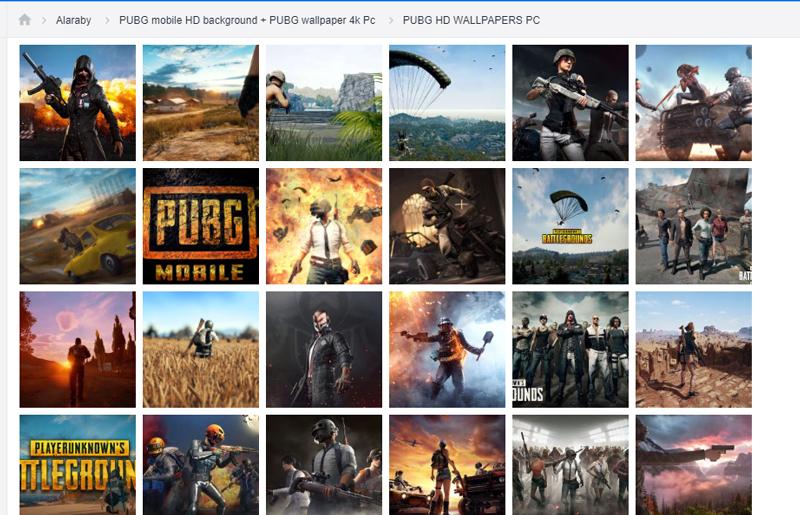 تحميل اجمل خلفيات ببجي 4k 2020 للكمبيوتر HD PUBG wallpaper 4k 3d