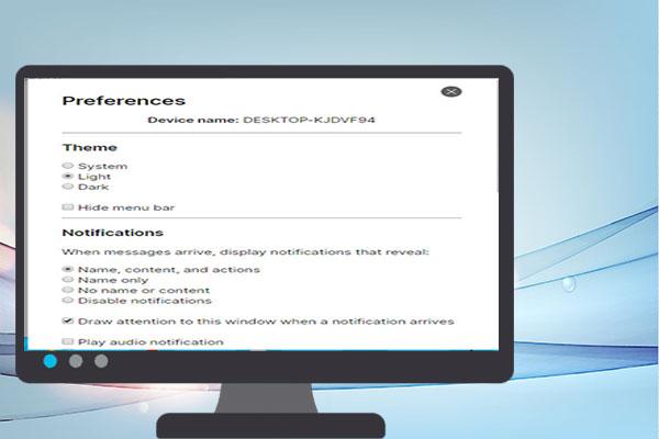 تنزيل برنامج سيجنال ماسنجر للكمبيوتر احدث اصدار 2021