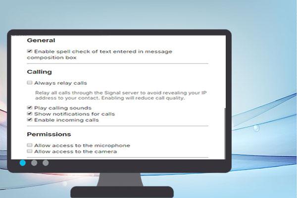 تحميل برنامج سيجنال للكمبيوتر سيجنال برايفت ماسنجر رابط مباشر Signal Desktop 2021