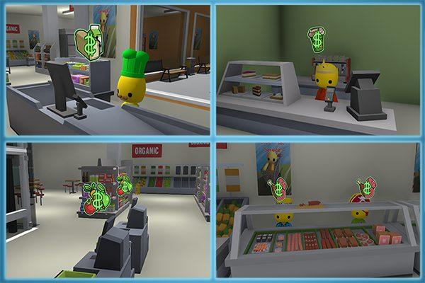 المتاجر الجديدة في تحديث wobbly life للكمبيوتر برابط مباشر