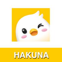 برنامج Hakona دردشة صوتية مجانية