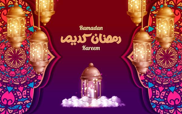 فانوس رمضان زمان