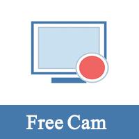 برنامج فري كام Free Cam برامج تسجيل شاشة الجهاز فيديو ويندوز 10