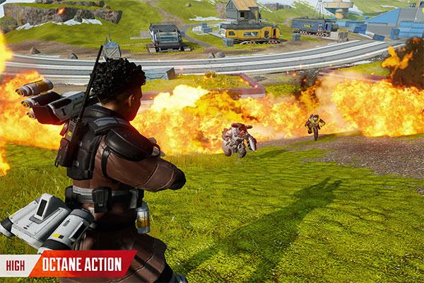 لعبة الحروب المكلية apex legends mobile 2021 للاندرويد والكمبيوتر