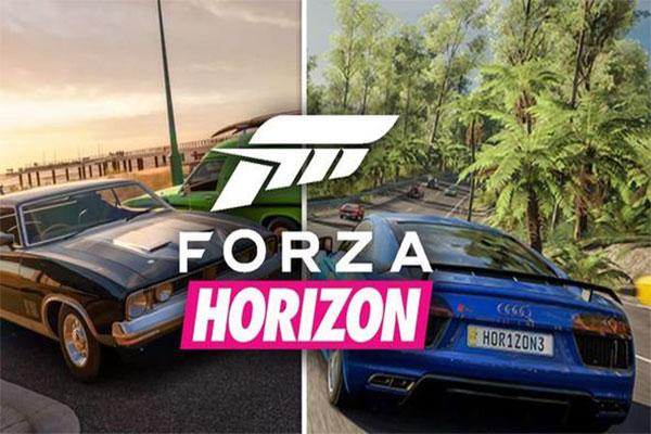تحميل سلسلة العاب Forza Horizon free للكمبيوتر