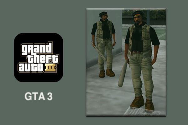 العصابات الكولومبية في GTA 3 للاندرويد برابط مباشر