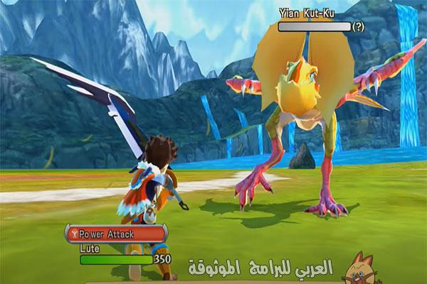 الاسلحة القتالية في لعبة Monster Hunter Stories مجانا اخر نسخة 2021
