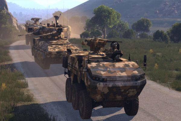الأسلحة والمركبات الحديثة في arma 3 للكمبيوتر برابط مباشر الاصلية مجانا
